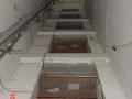 34 250kg  0.85m Goods Hoist in Liftshaft